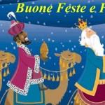 Buone Feste: Buon Natale e Felice 2014!