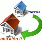 Trasferimento del Blog ANS nel dominio kion.it