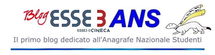 Blog ESSE3 ANS